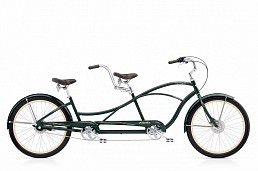 Electra Swing Tandem 7i Forest Green