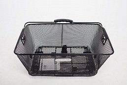 Electra Rear Rack Basket (black)