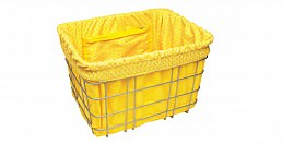 Electra Tiles, Yellow, Basket Liner