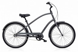 Electra Townie Original 3i Satin Graphite