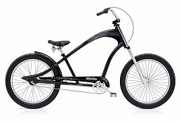 Electra Cruiser Ghostrider 3i Black