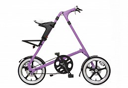 Strida LT Purple