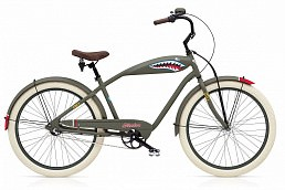 Electra Cruiser Tiger Shark 3i Midway Grey