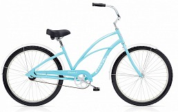 Electra Cruiser 1 Light Blue Ladies'