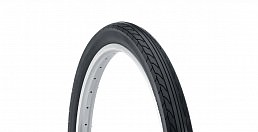 "Electra Retrorunner Tire, Black, 26"" x 2.125"""