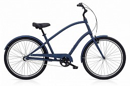 Electra Townie Original 3i Satin Midnight Blue